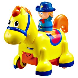 Tomy - Clip Clop Cowboy