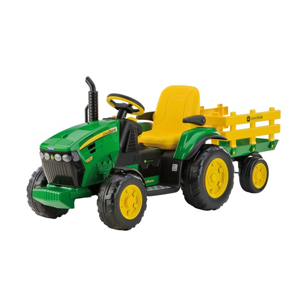 Masinuta electrica john deere ground force