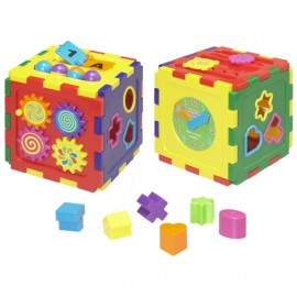 Cub educativ - Forme Geometrice