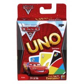 Joc Uno Cars 2 (joc De Carti)