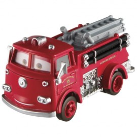Disney Cars 2 - Pompierul Red Deluxe