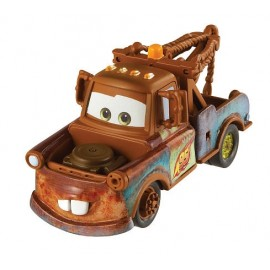 Disney Cars 2 - Bucsa - Race Team Mater