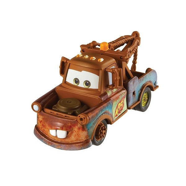 Disney Cars 2 - Race Team Mater