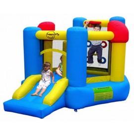 Happy Hop - Spatiu De Joaca Gonflabil Pentru Sarit Activity Center 6 In 1 imagine