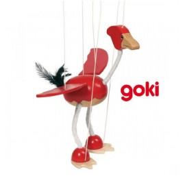 Marionetă Roadrunner Goki