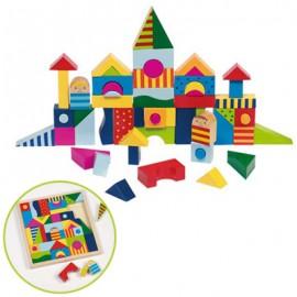 Joc de constructie puzzle Shalimar