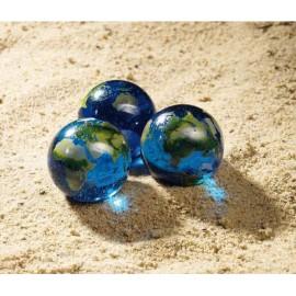 Bila de sticla – Pământul