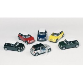Maşinuţă Mini Cooper Goki