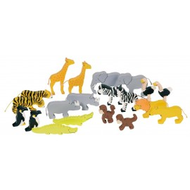 Set – animale din Africa