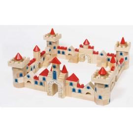 Joc de construcţie - Castel - 145 piese