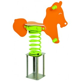 KBT - Balansoar pe arcuri SAFARI Horse