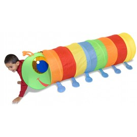 Melissa & Doug - Tunel de joaca Happy Giddy