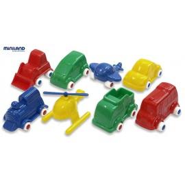 Miniland - Jucarii Minimobil 32