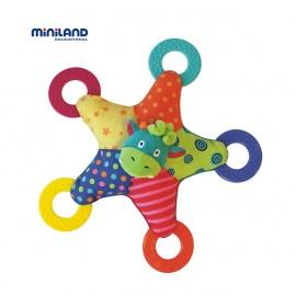 Miniland - Jucarie pentru dintisori Dragy