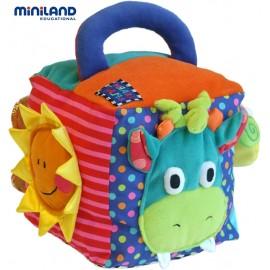 Miniland - Cub cu activitati Dragy