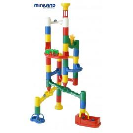 Miniland - Labirint cu bile 36