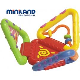 Miniland - Zornaitoare Triunghi imagine