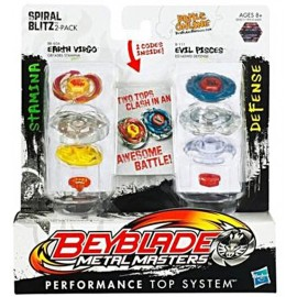 Beyblade - Set Metal Fusion Battle Top Faceoff