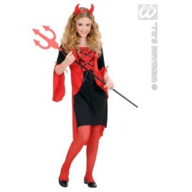 Costum Carnaval Copii - Diavolita imagine