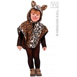 Costum carnaval Poncho Leopard