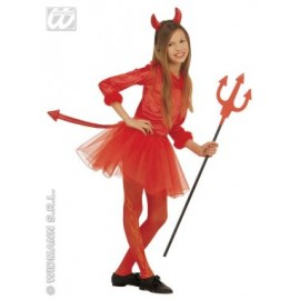 Costum carnaval fetite Dracusor Rosu