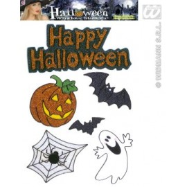 Decor Halloween - Sticker Geam Happy Halloween