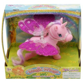 Sparkle figurina unicorn PVC