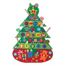 Alex Toys - Calendar de Craciun pentru copii