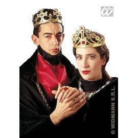Coroana Regala - Accesoriu carnaval