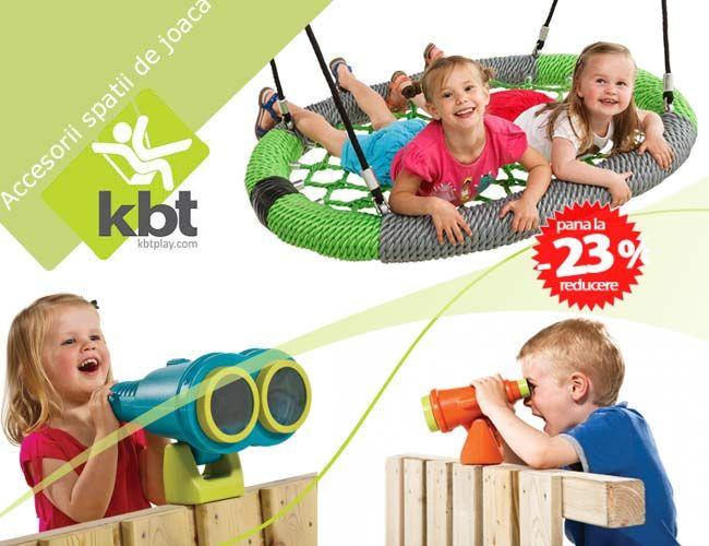 KBT accesorii spatii de joaca